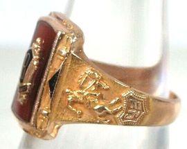Bild 4 - RING GOLD USA ROOSEVELT HIGH - Hard