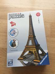Verkaufe Ravensburger Puzzle Eifelturm 3D