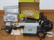 Konvolut Kabel USB Stick usw