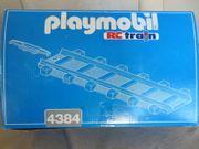PLAYMOBIL Schienen für RC Train