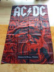 AC DC Fahne Rock N