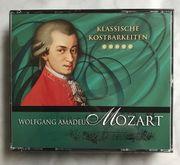 Klassik Mozarts Kostbarkeiten auf 3CDs