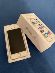 Apple iPhone 5s - silber