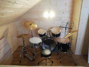 Schlagzeug Drum set