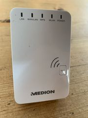 Wireless - LAN Verstärker Medion P85032