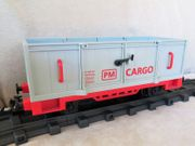 PLAYMOBIL Eisenbahn - Güterwaggons 4