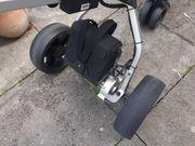 Golf-Trolley mit E-Motor