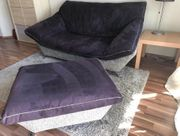 2-Sitzer Couch Sofa Cherry Duo