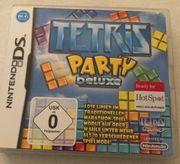 Tetris Party - Nintendo DS