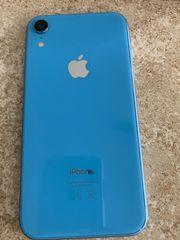 Apple XR 64 GB blue