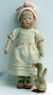 Käthe Kruse VII kleine Puppe