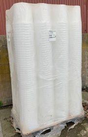 Kunststoffeimer mit Deckel verschiedene Größen