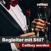 Callboy werden in Oberhausen - Erhalte