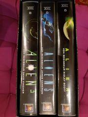 VHS Kassetten - diverse siehe Fotos