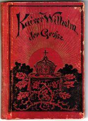 Kaiser Wilhelm der Große Autogramm