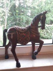 Pferdstatue