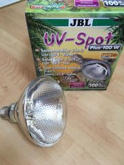 Terrariumlampe JBL UV-Spotstrahler Plus 100W