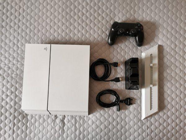 Playstation 4 500GB weiß