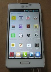 LG L5-2 Android Smartphone NFC