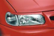 Scheinwerferblenden VW Polo 6n NAGELNEU