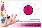 Nägel Füße Tanning Airbrush