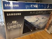 Samsung curved 65 Zoll 9