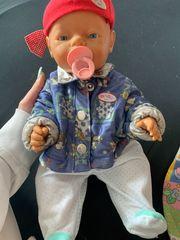 ZAPF BABY BORN Puppe 40