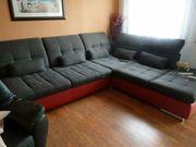 Große Couchgarnitur sehr gut erhalten