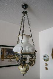 Alte Wohnzimmerlampe