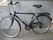 Sportliches Herren Trekking-Fahrrad 28 BIANCI
