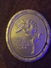 2 sehr seltene Medaillen
