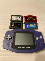 Game Boy Advance 4 Spiele