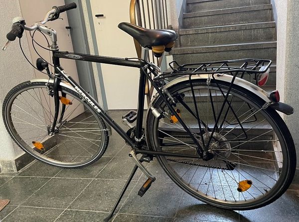 HERCULES Grand Sport Fahrrad Herrenrad