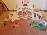 Playmobil Schloss mit Kutsche und