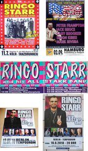 22x originale Ringo Starr Konzert