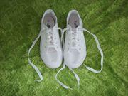 Damen Sneaker neu Weiß 37