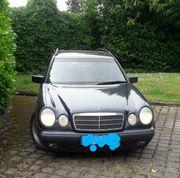 Meinen zuverlässigen E-Klasse 200 Mercedes