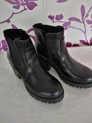 Neue Schuhe Dockers schwarz Gr
