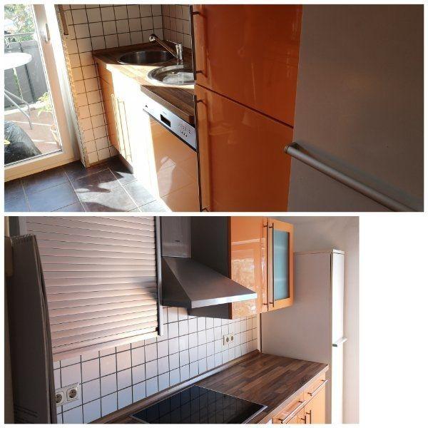 IKEA Einbauküche, gebraucht Küche inkl. Elektrogeräte in ...