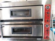 Pizzaofen kühltisch Friteuse
