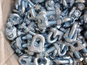 Drahtseilklemme Seilklemmen für 10mm Drahtseil
