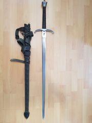 Langes Schwert Mittelalter Säbel Degen