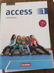 English G Access Lehrerfassung 1
