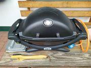 Weber Gasgrill Q1200 zu verkaufen