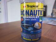 Fischfutter von Tropical Bionautic Granulat
