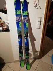 Twintip Freestyle Ski