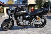 Yamaha XJR 1300 RP19 98