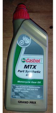 Motorroller Motorrad Getriebe Öl Castrol