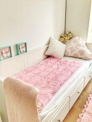 Ikea Hemnes Bett Tagesbett Einzel-