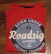 Roadsign T-Shirt Herren Gr M